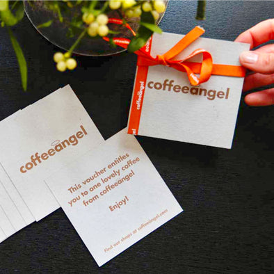 Coffee Card Gift Bundle