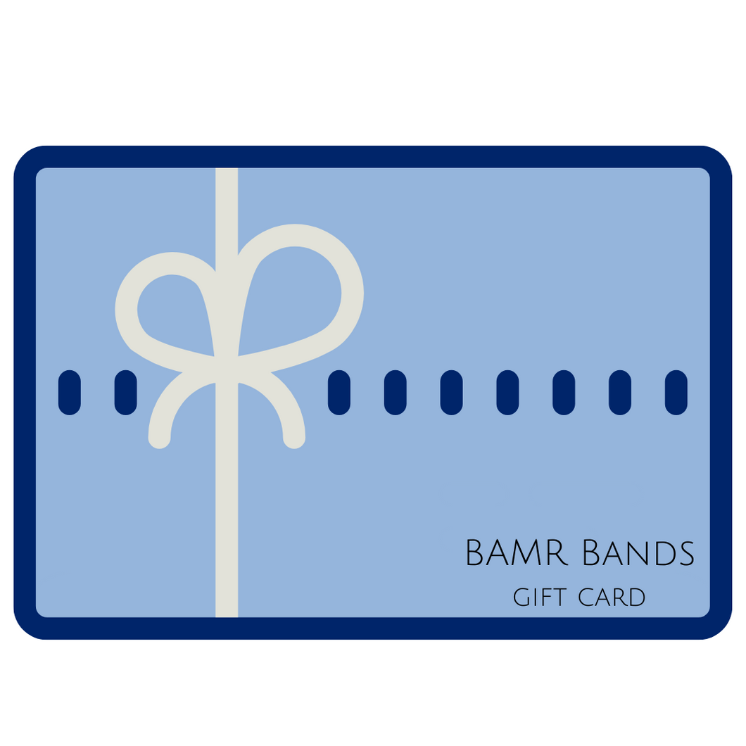 BAMR Bands Gift Card