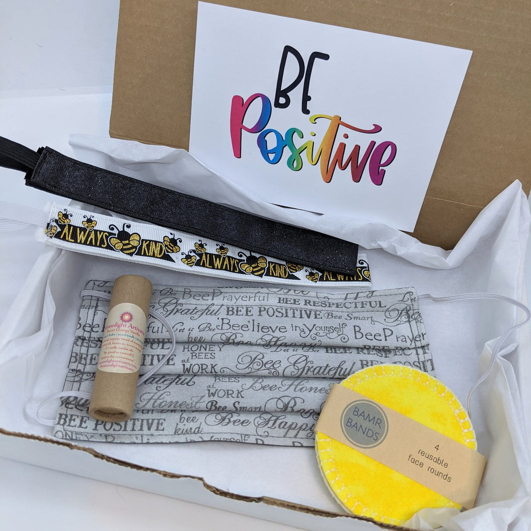 Be Positive Preview BAMR Box