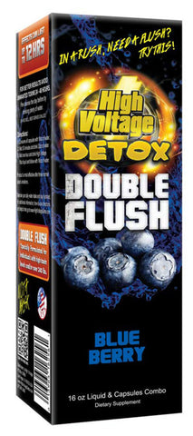 High Voltage -  Double Flush Detox