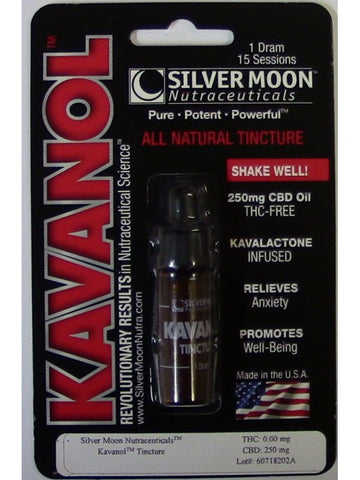 Kavanol Tincture | CBD Products