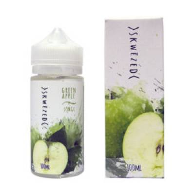Skwezed - Green Apple 100mL | E-Liquid