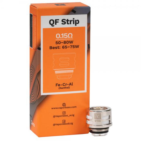 Vaporesso - QF Strip Coil | Replacement Coil