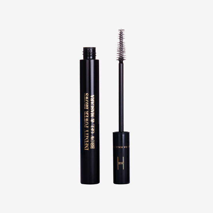 Infinity Power Brows - Brow Gel & Mascara Clear