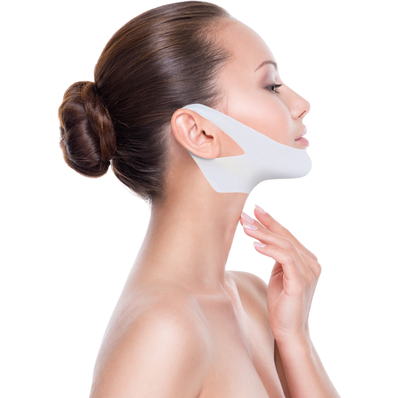 KLAPP ALTERNATIVE MEDICAL Moisturizing Chin Mask 1Stk