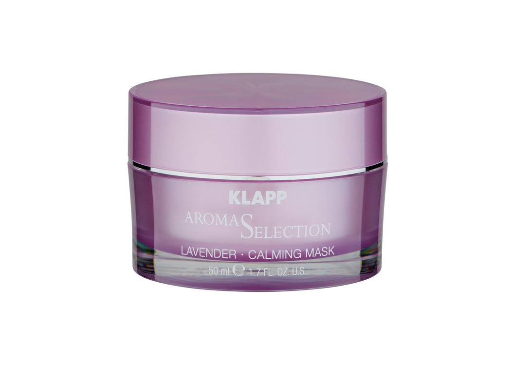 KLAPP AROMA SELECTION Lavender - Calming Mask 50 ml