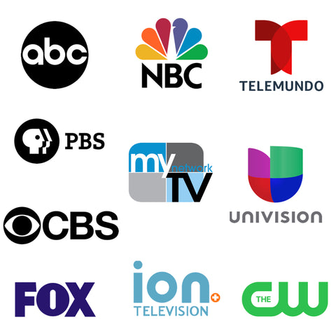 Free Local TV Channels