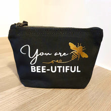 Load image into Gallery viewer, Bee-Utiful Makeup Bag
