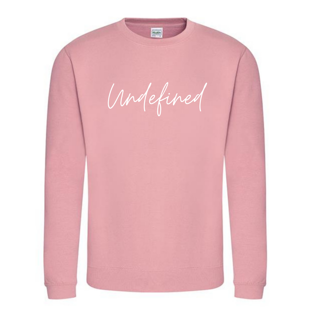 Original Undefined - Dusty Pink Sweatshirt