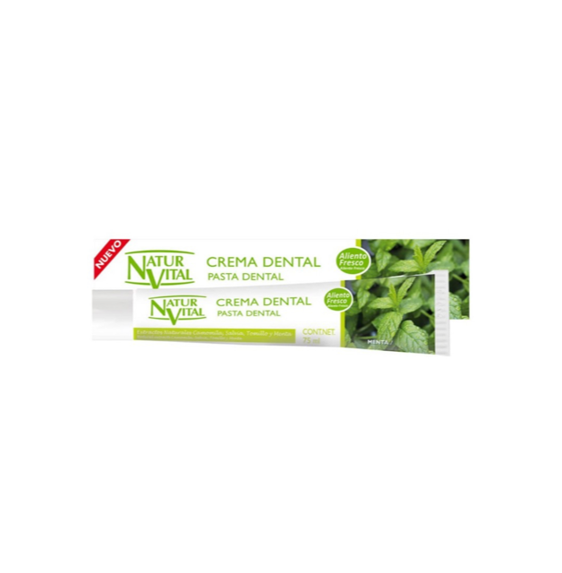 PASTA DENTAL - NATUR VITAL