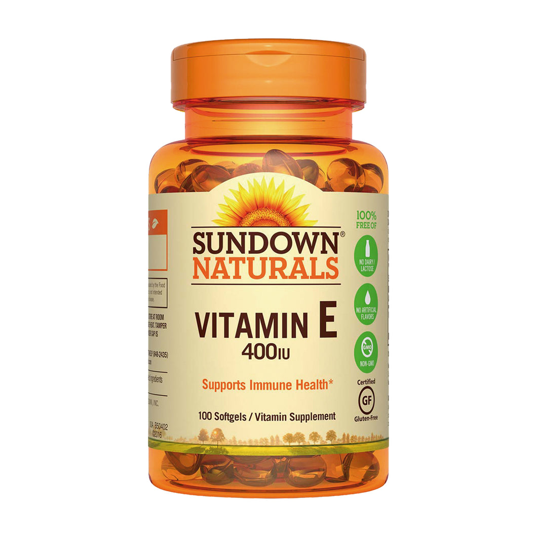 VITAMINA E- SUNDOWN