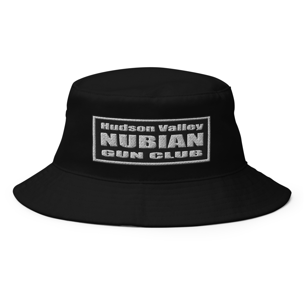 Hudson Valley Nubian Gun Club™ Bucket Hat
