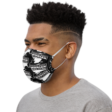 Load image into Gallery viewer, Hudson Valley Nubian Gun Club™ Premium face mask - Africa