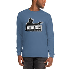 Load image into Gallery viewer, Hudson Valley Nubian Gun Club™ Unisex Long Sleeve Tee