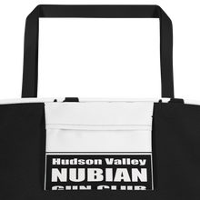Load image into Gallery viewer, Hudson Valley Nubian Gun Club™ Beach Bag