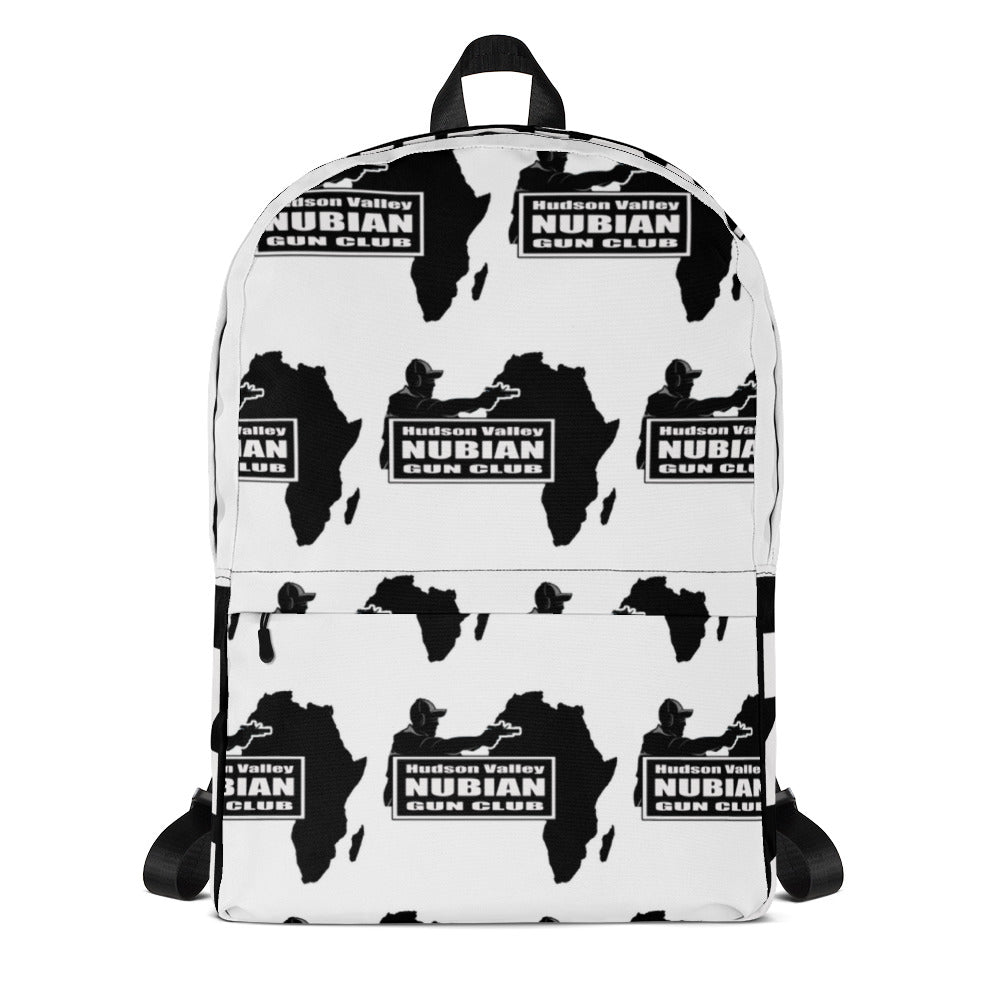 Hudson Valley Nubian Gun Club™ Backpack