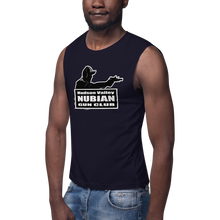 Load image into Gallery viewer, Hudson Valley Nubian Gun Club™ Muscle Shirt