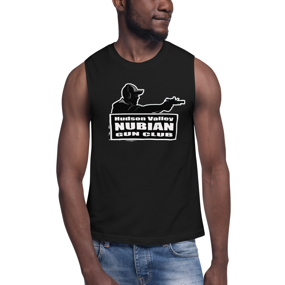 Hudson Valley Nubian Gun Club™ Muscle Shirt
