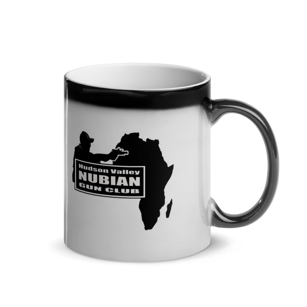 Hudson Valley Nubian Gun Club™ Glossy Magic Mug