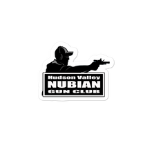 Load image into Gallery viewer, Hudson Valley Nubian Gun Club™ Bubble-free stickers