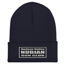 Load image into Gallery viewer, Hudson Valley Nubian Gun Club™ Cuffed Beanie