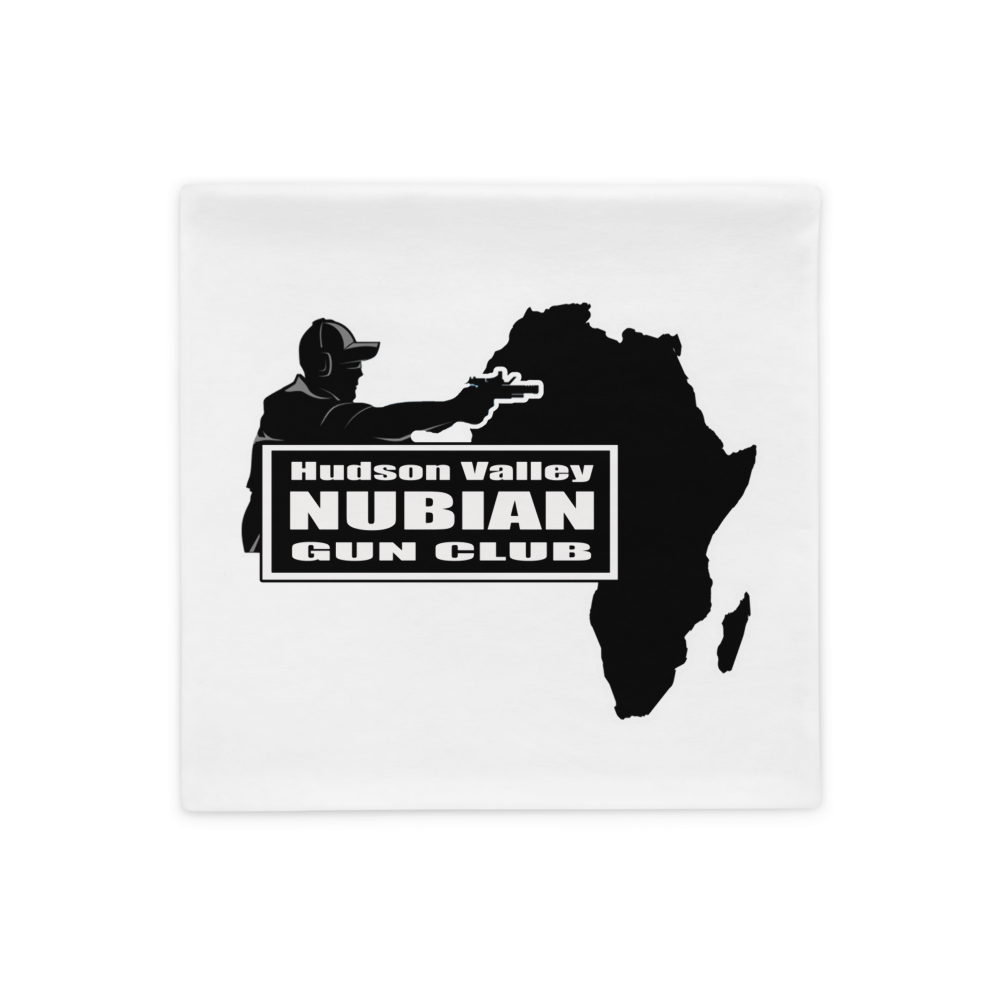Hudson Valley Nubian Gun Club™ Pillow Case
