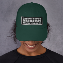 Load image into Gallery viewer, Hudson Valley Nubian Gun Club™ Baseball Cap