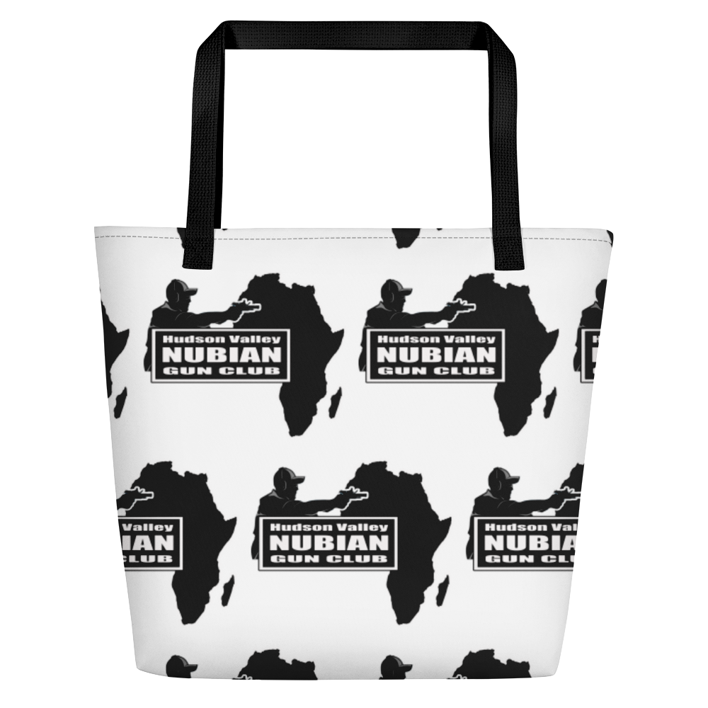 Hudson Valley Nubian Gun Club™ Beach Bag