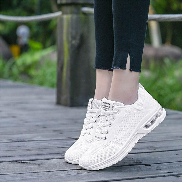 Air Cushion Sports Breathable Mesh Shoes