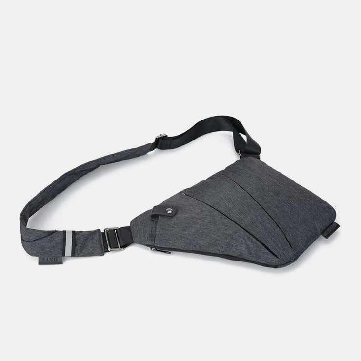 Multifunctional Waterproof Sling Bag Chest Bag Sport
