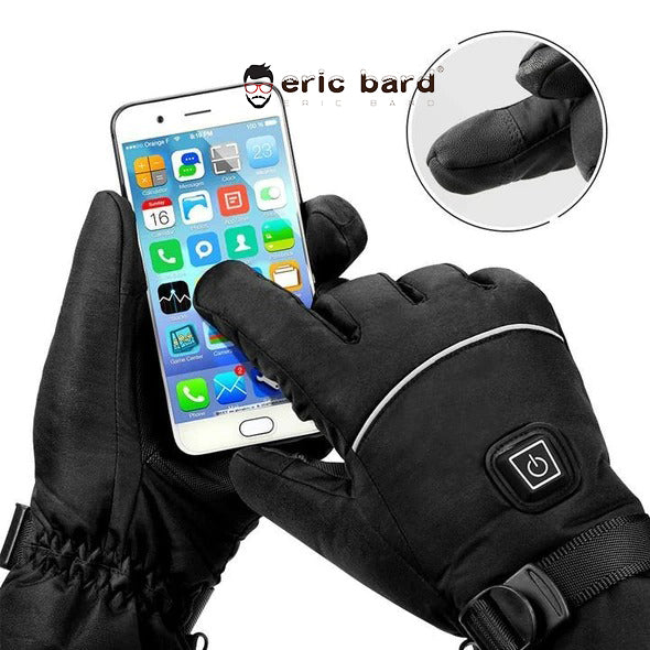 Eric Bard®【HOT SALE - 50% OFF】Electric Battery Heating Gloves Adjustable Temperature for Men/Women-BUY 2 SHIPPING
