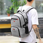 Waterproof Large Capacity Casual Backpack