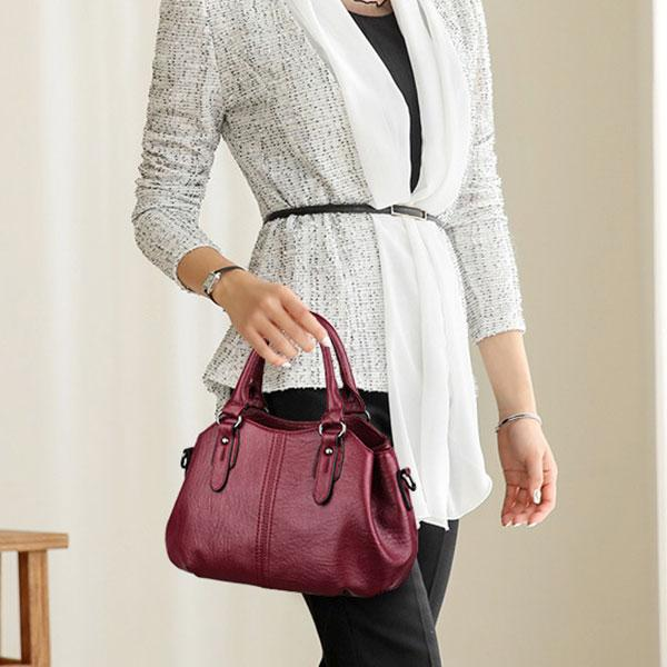 Large Capacity Casual Handbag Crossbody Bag