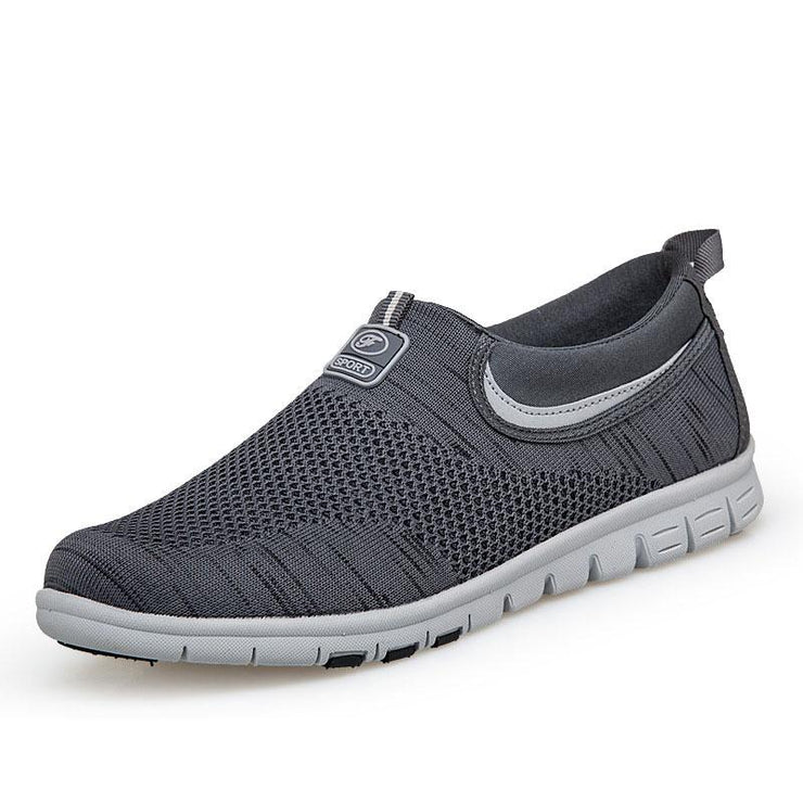 Leisure Sports Fly Woven Breathable Light Shoes