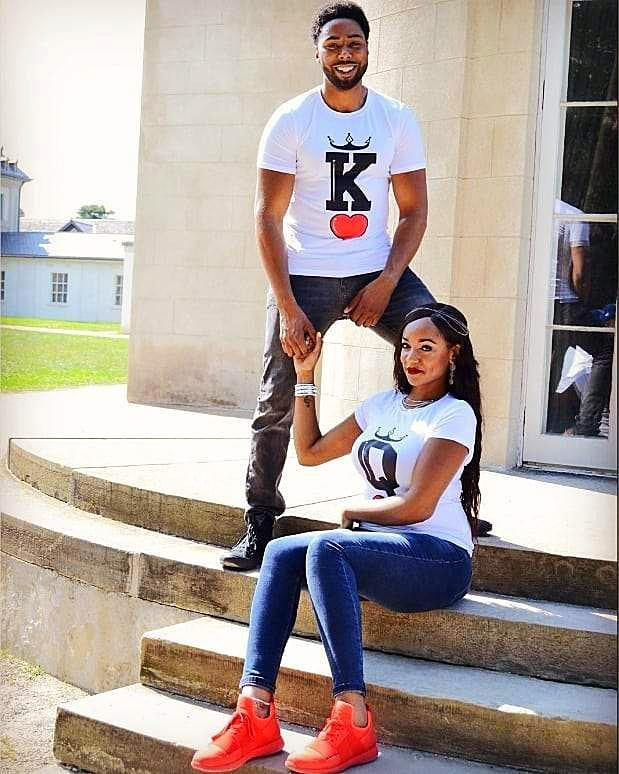 Card King & Queen Shirts
