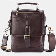 Vintage High Capacity Messenger Bag