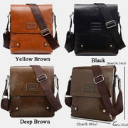 Large Capacity Retro Crossbody Bag