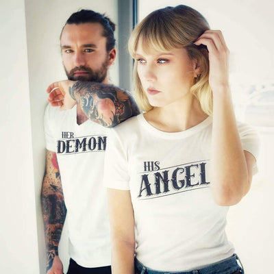 Demon & Angel