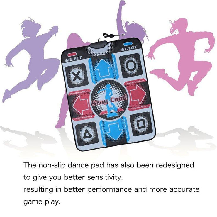 (Christmas Promotion)Dancing Mat -Over 200 Songs To Choose From(BUY ONE FREE SHIPPING  &BUY TWO SAVE $20!!)