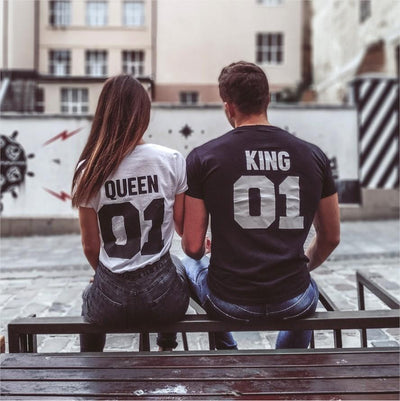 King & Queen 01 Shirts