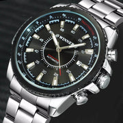 Business Quartz Mechanical Watch(Get Ring For Free)