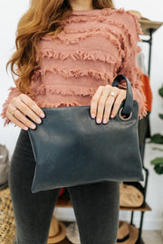 alexa oversized clutch