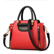 Elegant Top Handle Satchel Crossbody Bag
