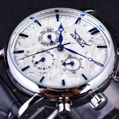 Blue Sky Series Elegant Design Wrist Watch