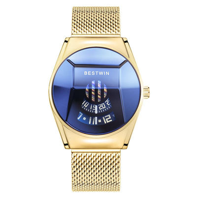 2021 Modern Waterproof Quartz Watches (Get Sunglasses For Free)