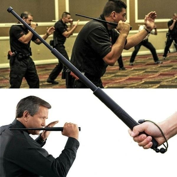 Self-Defense Telescopic Swing Stick【🌟Promotion-50% OFF】