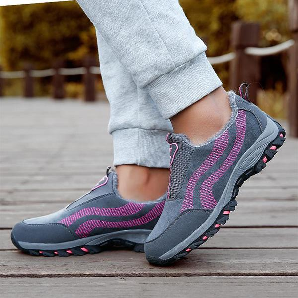 Women'S Autumn And Winter Non-Slip Soft Sole Shoes