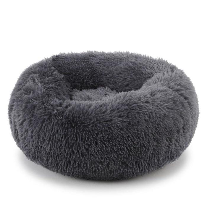 Marshmallow Cat Bed [Hot Selling!] Dark Gray Large 20