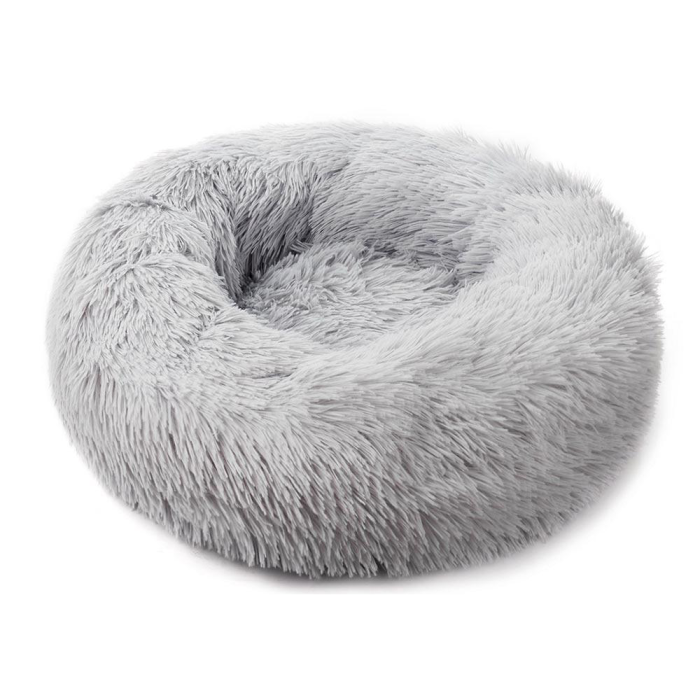 Marshmallow Cat Bed [Hot Selling!] Light Gray Large 20