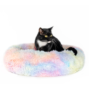 Marshmallow Cat Bed [Hot Selling!] Rainbow Large 20